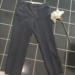 Black Men's dress pants 36x30
